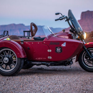 champion avenger sidecar on indian motorcycle