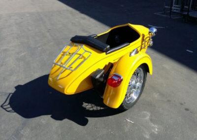 champion vintage sidecar